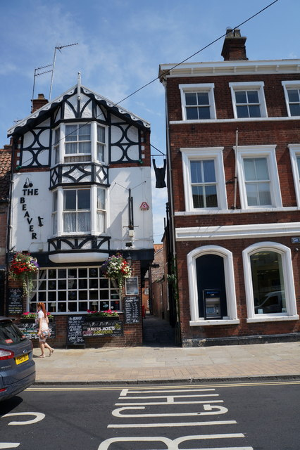 The Beverley Town Trail #8