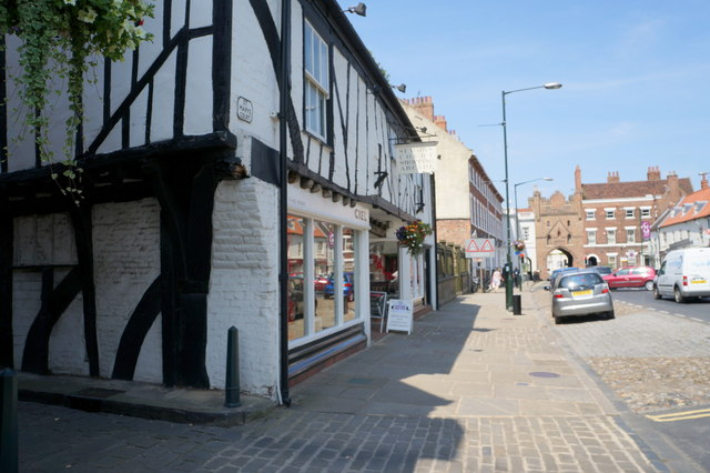 The Beverley Town Trail #10