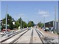 SK5635 : Ruddington Lane tram stop by Alan Murray-Rust