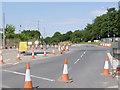SK5433 : Gotham Lane/Farnborough Road junction by Alan Murray-Rust