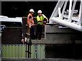 H4572 : Workmen, OASIS Project by Kenneth  Allen