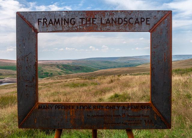 Framing the Landscape.