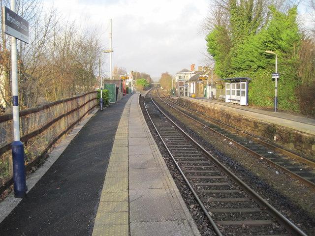 Bromley Cross railway station, Bolton
