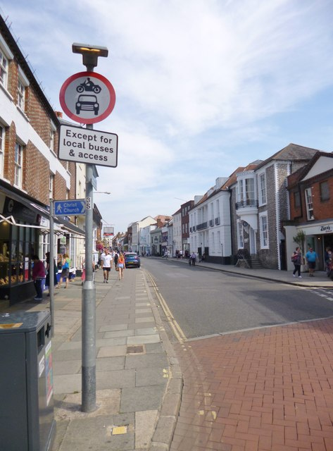 Chichester, South Street