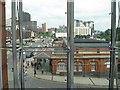 SP0786 : Moor Street from above - Birmingham by Martin Richard Phelan