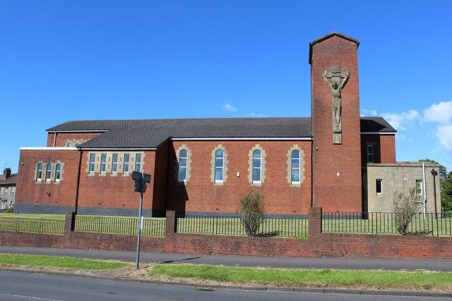 St Peter's Catholic Church, Paisley