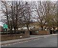 SP5006 : Main school entrance in Jericho, Oxford by Jaggery