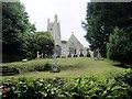 SW8765 : St Mawgan-in-Pydar Church by Ian Knight