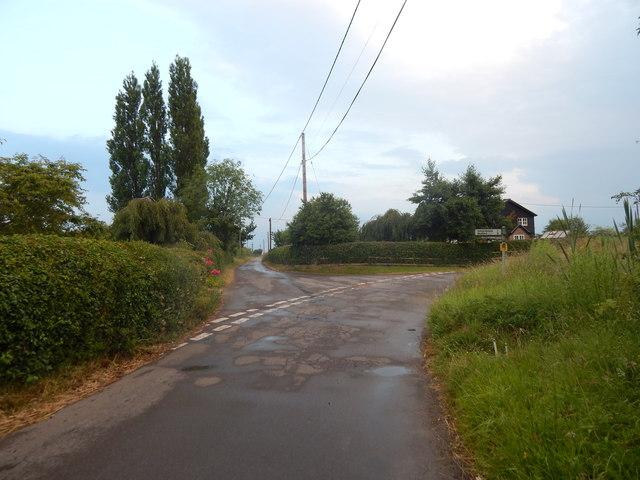 Round Maple junction