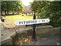 SP0687 : Brum Street Sign by Gordon Griffiths