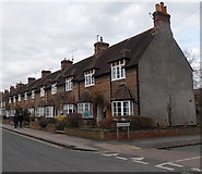 SP5007 : Row of houses, Kingston Road, Oxford by Jaggery