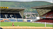 J3272 : Windsor Park football ground, Belfast -  July 2014(2) by Albert Bridge