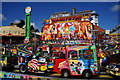 TA1866 : Amusements at North Bay, Bridlington by Ian S