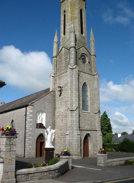 Hacketstown church