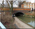 SP5007 : Walton Well Road Bridge, Oxford  by Jaggery
