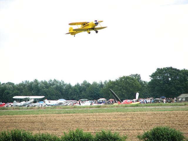 Norfolk Air Show day at Old Buckenham airfield