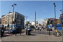 TQ3382 : Shoreditch High Street by DS Pugh