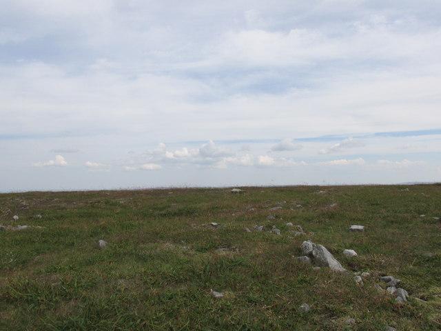 Barren plateau on Cross Fell