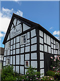 SO3958 : The New Inn, Pembridge, Herefordshire by Christine Matthews