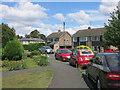 TL2266 : Park Way, Offord Cluny by Hugh Venables