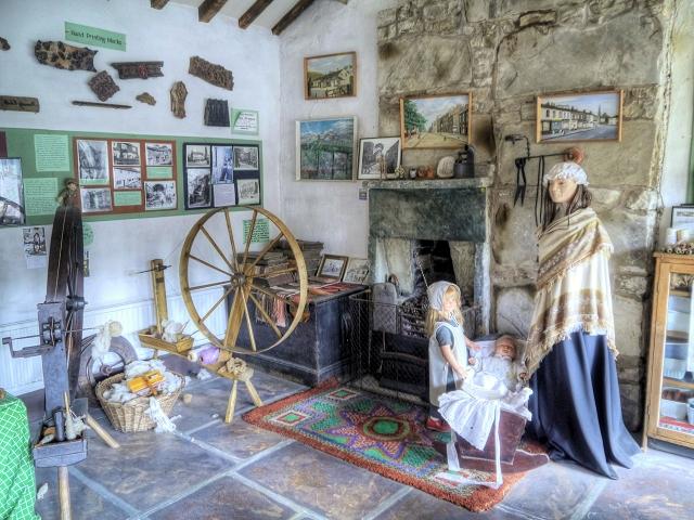 Weavers' Cottage Museum, Rawtenstall