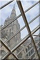 SU1429 : The spire of Salisbury Cathedral by Philip Halling