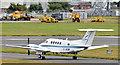 J3775 : G-IASM, George Best Belfast City Airport (July 2014) by Albert Bridge