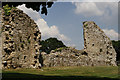 SU3802 : Beaulieu Abbey Ruins by Peter Trimming