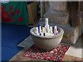 SK7958 : Church of St Wilfrid, North Muskham by Alan Murray-Rust