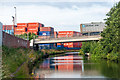 SJ7996 : Bridgewater Canal by Peter McDermott
