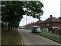 TQ7465 : Maidstone Road, Warren Wood by Chris Whippet