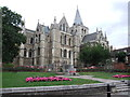 TQ7468 : Rochester Cathedral by Chris Whippet