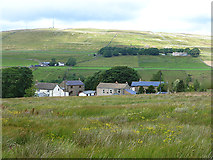 NY7346 : High Skelgill Farm and the Nent valley by Oliver Dixon