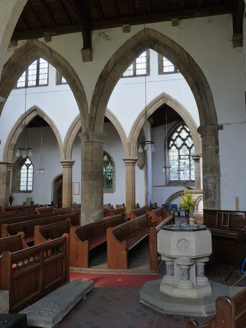 Church of St Laurence, Norwell