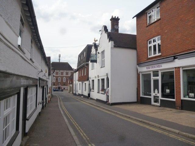 Dene Street, Dorking