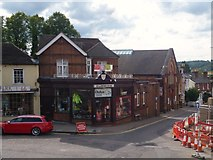 TQ1649 : Corner of South Street and Junction Road, Dorking by David960