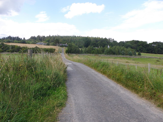 Westerton Farm and kennels ahead