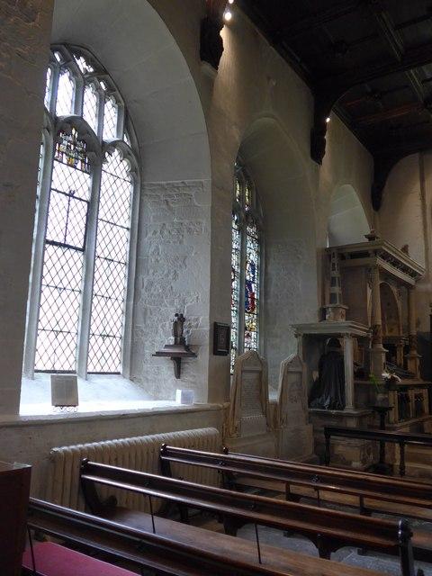 Inside St John the Baptist, Cirencester (21)