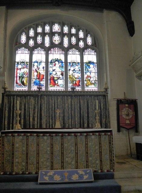 Inside St John the Baptist, Cirencester (24)