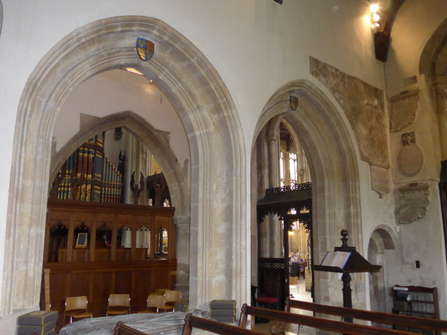 Inside St John the Baptist, Cirencester (28)
