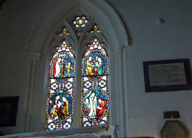 Inside St John the Baptist, Cirencester (29)