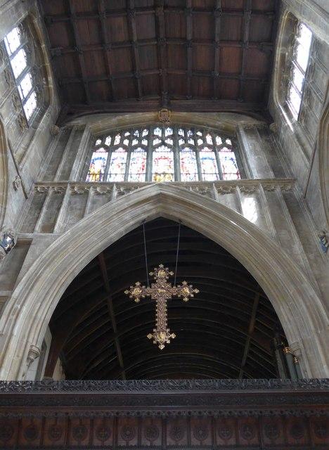 Inside St John the Baptist, Cirencester (33)