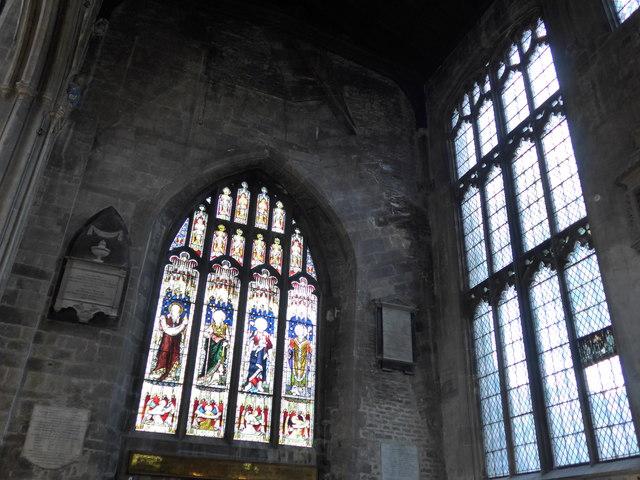 Inside St John the Baptist, Cirencester (51)