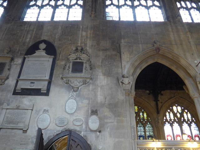 Inside St John the Baptist, Cirencester (53)