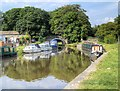 SD9050 : Leeds and Liverpool Canal, East Marton by David Dixon