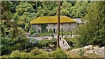 SH7972 : The Mill at Bodnant by Chris Morgan