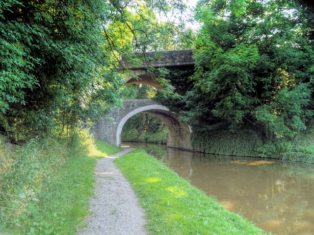 Double Arched Bridge, Leeds and Liverpool Canal