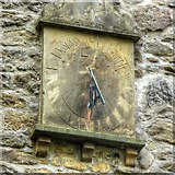 SD9050 : Sundial at St Peter's Church, East Marton by David Dixon
