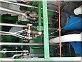 SX8751 : Paddle steamer Kingswear Castle - engine by Chris Allen
