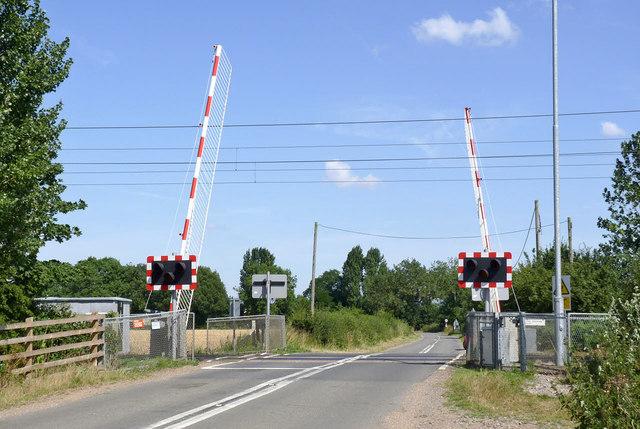 Cromwell Lane Crossing